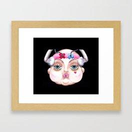 Electroconvulsive Theraphy King Framed Art Print