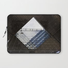 London building abstract  Laptop Sleeve