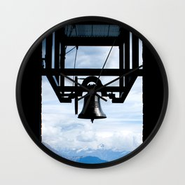 Santa Maria degli Angeli - Monte Tamaro Wall Clock