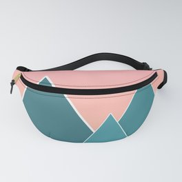 Blue Mountains Fanny Pack