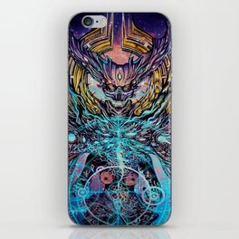 The Harbinger iPhone Skin