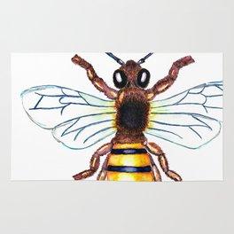 Large HoneyBee Rug