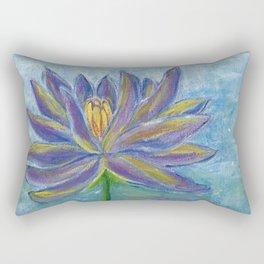 Waterlily Rectangular Pillow