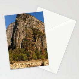 Peaceful Yosemite Valley Scene Stationery Cards