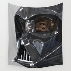 Darth Vader Playboy Flagrant Wall Tapestry