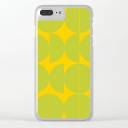 Couples and Singles Clear iPhone Case
