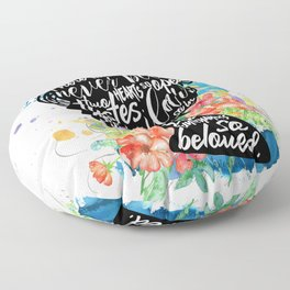 Persuasion - So Beloved Floor Pillow