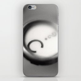 C ? iPhone Skin