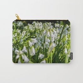 Mylor Walk - Three Cornered Leek Carry-All Pouch