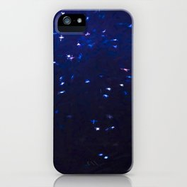 Painted Starry Night iPhone Case