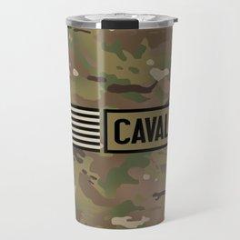 Cavalry (Camo) Travel Mug