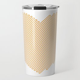 Heart Circuit Travel Mug
