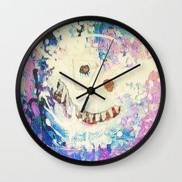 SMiLE Wall Clock