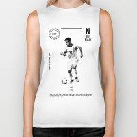 neymar Biker Tanks featuring Neymar by Dylan Giala
