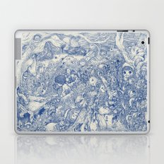 Mind Dream is to Have Her Always Laptop & iPad Skin