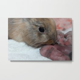 Father Loves His Children Metal Print