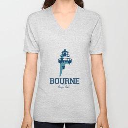 Bourne Cape Cod Unisex V-Neck