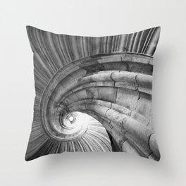 Wendelstein im Renaissance Schloss Hartenfels Throw Pillow