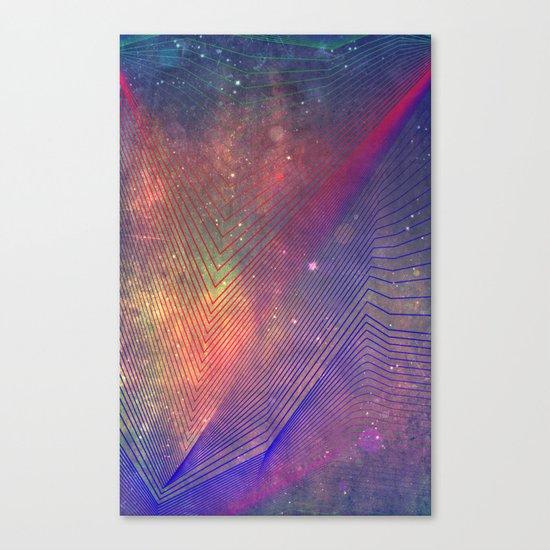 nyyd cyffyy Canvas Print