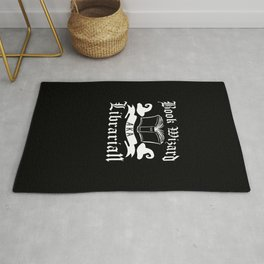 Librarian Gifts Book Wizard Librarian Gift Library Gift Rug