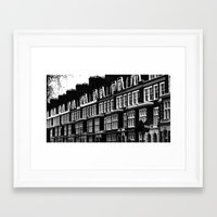 chelsea Framed Art Prints featuring Chelsea by Sebastiano Carbone