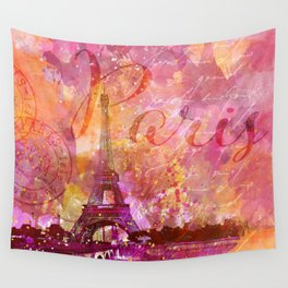 If you love Paris Wall Tapestry