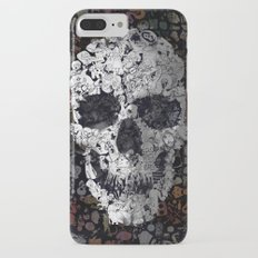 Doodle Skull iPhone 7 Plus Slim Case