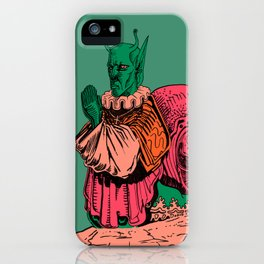 i need to believe iPhone Case
