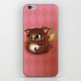 Cupid Kitty iPhone Skin