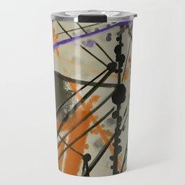 Abstract Composition 635 Travel Mug