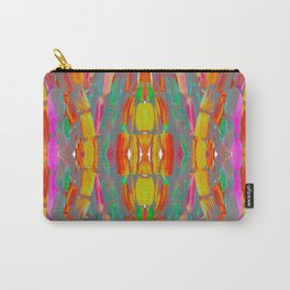 Dream Shade Sugarcane Pattern Carry-All Pouch
