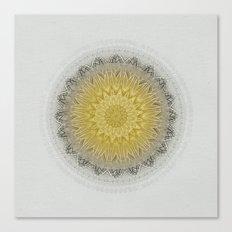 Mandala Love 2 Canvas Print