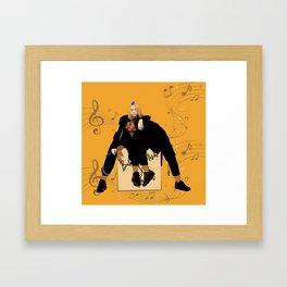 Billie Eilish Framed Art Print