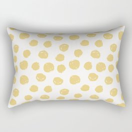 circles (24) Rectangular Pillow