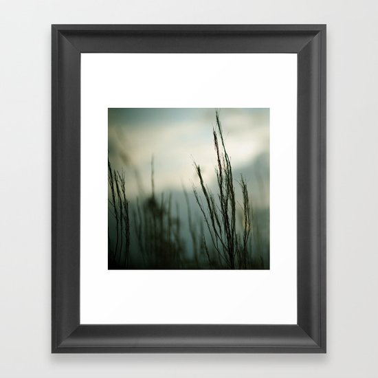 Alien World Framed Art Print