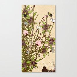 Wild Flowers Part 2 Canvas Print