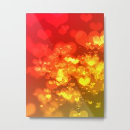 New Love Metal Print