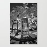 cabin Canvas Prints featuring Cabin by Jean-François Dupuis