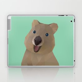 Quokka Polygon Art Laptop & iPad Skin