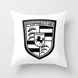 Stuttgart Throw Pillow