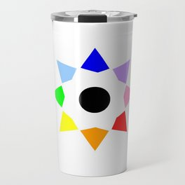 Stars 27 - multicolor Travel Mug