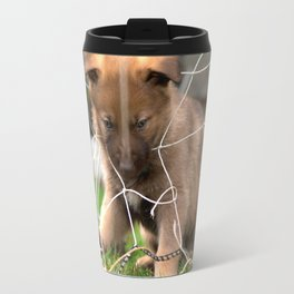 Goalkeeper of the new generation Travel Mug