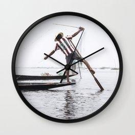 MULTI-TASKING Wall Clock