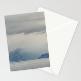Mt Cook Likes To Hide 2 Stationery Cards
