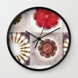 Tugger K-Naked Flower  ID:16165-025113-38800 Wall Clock
