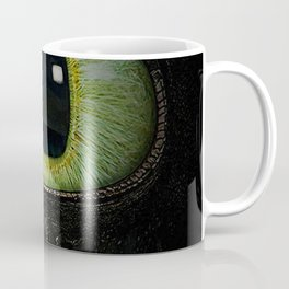 Who's Peeking 2 Coffee Mug