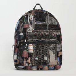 Fishing Shack Backpack