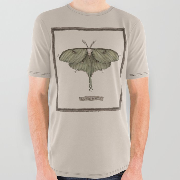 Luna_Moth_All_Over_Graphic_Tee_by_Jessica_Roux___Large