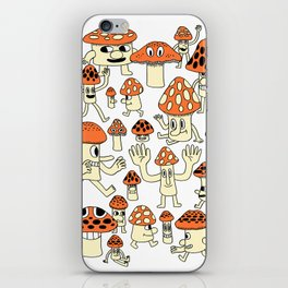 Fun Guys iPhone Skin