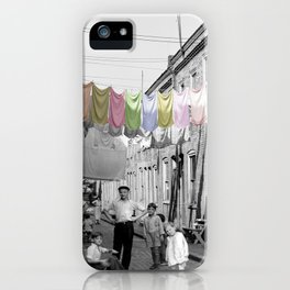 Laundry Day 2 iPhone Case